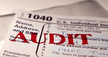 Audit 1040 Audit defense tax problem