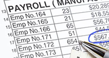 payroll tax problem audit 1040